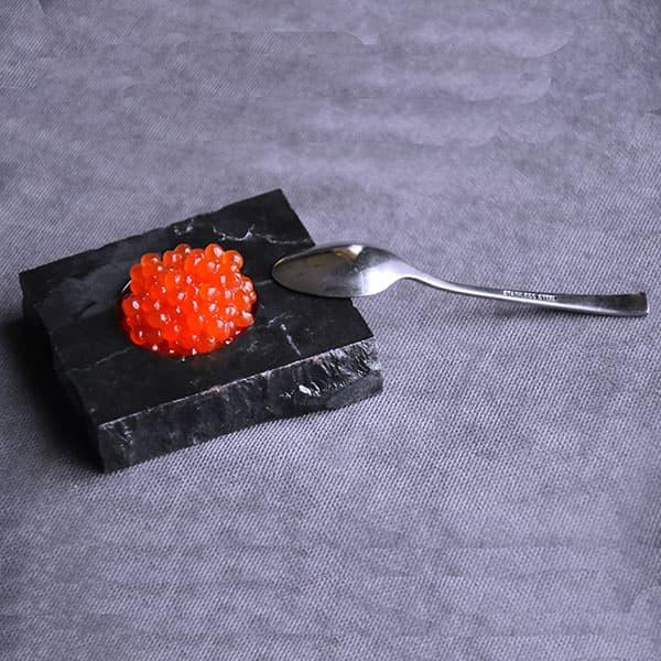 Тарілка з мармуру Markam для ікри