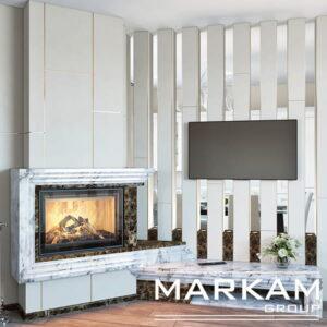 Камінний портал Markam Екватор