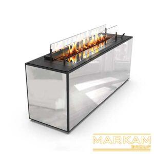 Підлоговий біокамін Gloss Fire Render M-4