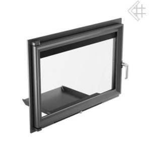 Дверцята для каміна Kratki Oliwia 515×738 мм