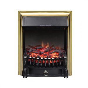 Електрокамін Royal Flame Fobos FX M Brass