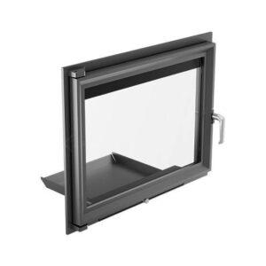 Дверці для каміна Kratki Zuzia 515×652, мм